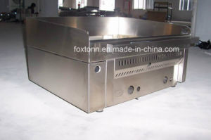 China Manufactured Cooking Equipment Electric or Gas Fryer pictures & photos
