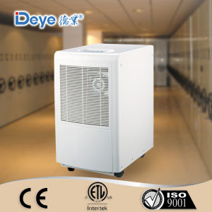 Dy-650eb Portable Plastic Water Tank LED Display Dehumidifier Home pictures & photos