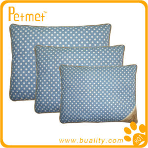 Printed Pet Cushion with Removable Insert (PT13105)