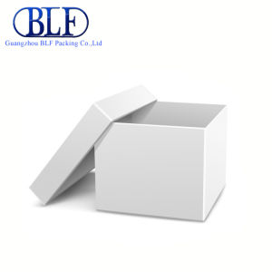 Plain White Cardboard Box (BLF-GB408) pictures & photos
