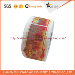 Label Printing Barcode Printed Adhesive Label Printer Sticker Label pictures & photos