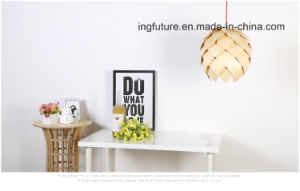 DIY Interesting Wooden Pinecone Gift Artcrafts Light pictures & photos