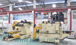Automation Machine Nc Servo Straightener Feeder and Uncoiler Using in Coil Handling Systems pictures & photos