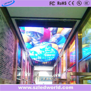 Indoor Full Color P6 LED Display Screen on Ceiling pictures & photos