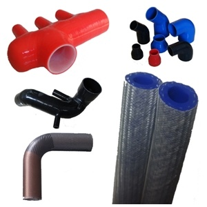 """U"" Shape Silicone Hose / Shaped Silicone Hose, SAE J20 Hose, ISO Certificated Manufacturer pictures & photos"