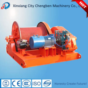 Best 220V Electric Winch with Customized Drawing pictures & photos