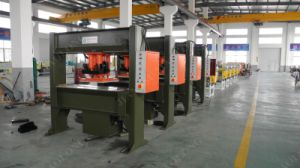 Atom Traveling Head Cutting Press Machine pictures & photos
