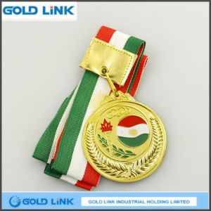 Enamel Souvenir Coin Custom Olympic Metal Medal Sports Medallion Trophies pictures & photos
