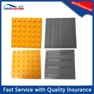 New Plastic Material Floor Tiles for Tactile System Tiles pictures & photos