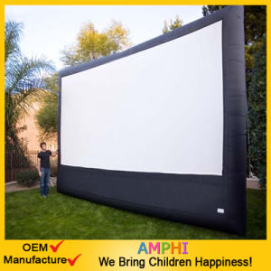 Inflatable Film Movie Screen for Advertisement, PVC Inflatable Movie Screen pictures & photos
