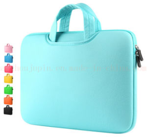 OEM Computer Case Sleeve Laptop Bag with Handle for iPad MacBook PRO Air Tablet Computer pictures & photos