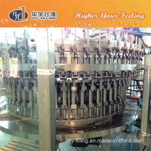 Pet Bottled Carbonated Soft Drinks Filling Machine pictures & photos
