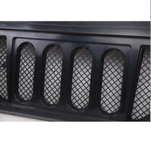 Lantsun J215 Black ABS Plastic 4X4 off Road Parts for Wrangler Jk Front Grille pictures & photos