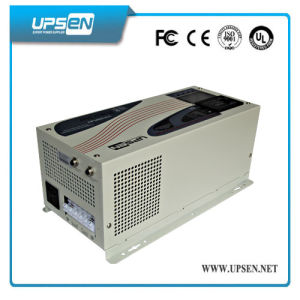 Low Frequency 6000W 220V 48V UPS Power Inverter with Charger pictures & photos