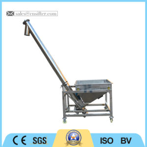 High Speed Powder Feeding System Spiral Conveyor System pictures & photos