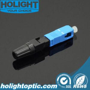 Fiber Optic Sc Fast Connector pictures & photos
