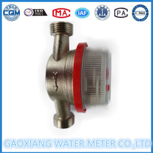 Single Jet Dry-Dial Water Meter Horizontal Rotor Type pictures & photos