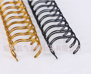 A4 Size Double Loop Wire for Notebook Binding pictures & photos