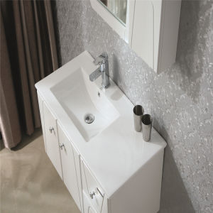 Wall-Mounted Solid Wood Sanitary Ware pictures & photos
