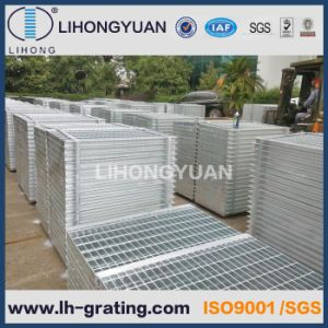 Galvanizing Plain Steel Grating for Walkway pictures & photos