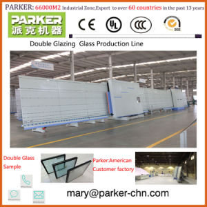 Aluminum & PVC Window Double Glazing Machine pictures & photos