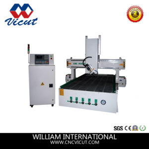 4 Axis CNC Woodworking Machinery (VCT-SR1325HD) pictures & photos