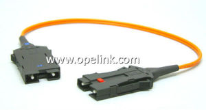 Optical Fiber Cable Fddi Patch Cord pictures & photos