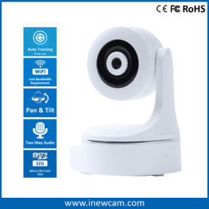 1080P Auto-Tracking OEM/ODM Wireless IP Camera with 128g SD Card pictures & photos