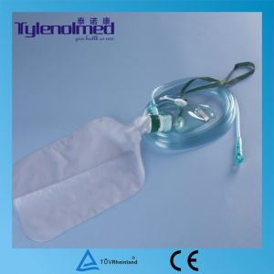 Non-Rebreather Oxygen Mask for Medical Usage pictures & photos
