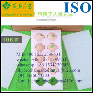 OEM EPE Foam Packaging Tray for Eggs pictures & photos