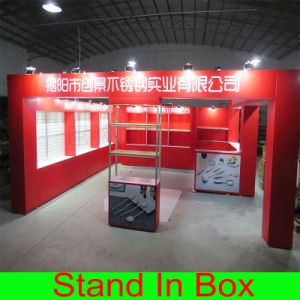 Custom Trade Show Portable Aluminium Exhibition Booth pictures & photos
