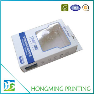 Accessories Packaging Paper Box with Clear Window pictures & photos