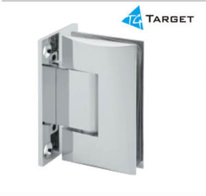 Glass to Wall 90 Degree Brass Shower Hinge (SHT-D) pictures & photos