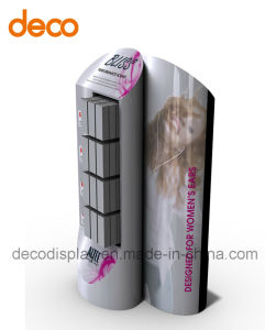 Corrugated Pop Display Shelf Cardbaord Display Stand for Promotion pictures & photos