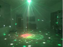 Home Party LED Effect with Laser Light pictures & photos