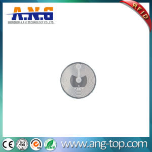 Dimension 21mm NFC Inlay RFID Tag Ntag213 Wet Inlay pictures & photos
