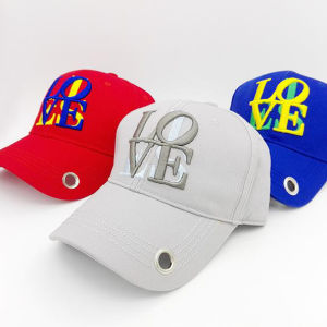 Hats Manufacturer Trendy Style Creative Metal Bottle Hole Baseball Cap pictures & photos