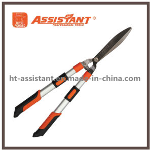 Garden Tools Lawn Branch Pruners Telescoping Drop Forged Hedge Shears pictures & photos