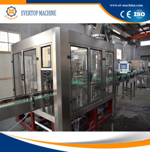 Beer Bottling Carbonated Rinsing Filling Capping Machine pictures & photos