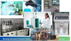 Dosing Pump12V DC Peristaltic Liquid Pump Hose Pump Dosing Head for Aquarium Lab Analytical Water pictures & photos