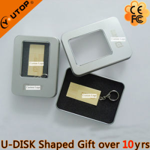 USB Flash Stick for Wooden Wardrobe Promotion Gift (YT-8105) pictures & photos