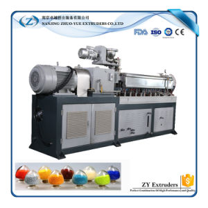 Nanjing Zhuo-Yue Hot Sale Mini Plastic Extruder pictures & photos