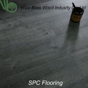 Water-Proof Spc Flooring Click & Lock with Different Colors pictures & photos
