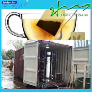 Containerized Mobile Small RO Water Treatment Plant for Drinking Cj112 pictures & photos