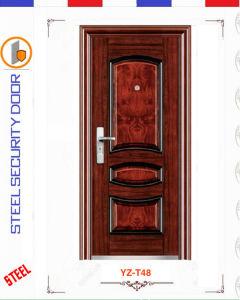 Classic Steel Door / Economic Metal Door pictures & photos