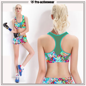 OEM Service Private Label Wholesale Yoga Set Women Sports Shorts pictures & photos