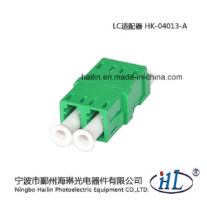 LC/APC Duplex Large Supply Fiber Optic Adapter pictures & photos