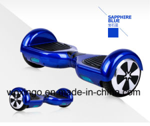 Blue Color Support Bluetooth Scooter