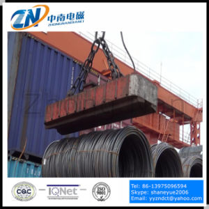 High Temperature Working Lifting Magnet for Wire Rod MW19-42072L/2 pictures & photos
