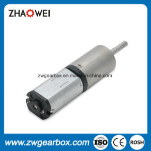 3V Low Speed High Precision CCTV Camera Gear Motor pictures & photos